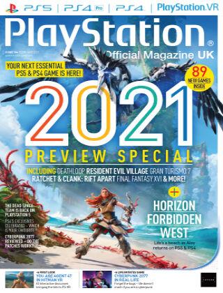 PlayStation Official Magazine (UK) February 2021