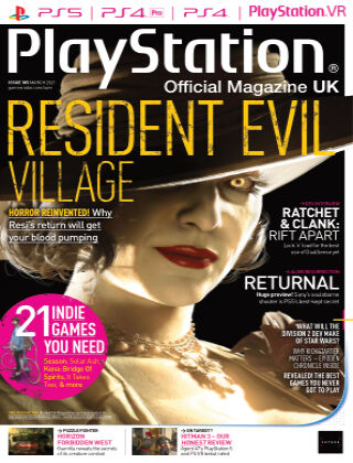 PlayStation Official Magazine (UK) March 2021
