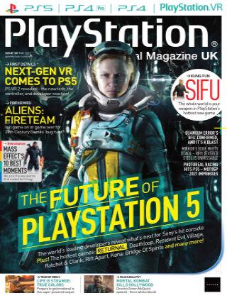 PlayStation Official Magazine (UK) May 2021