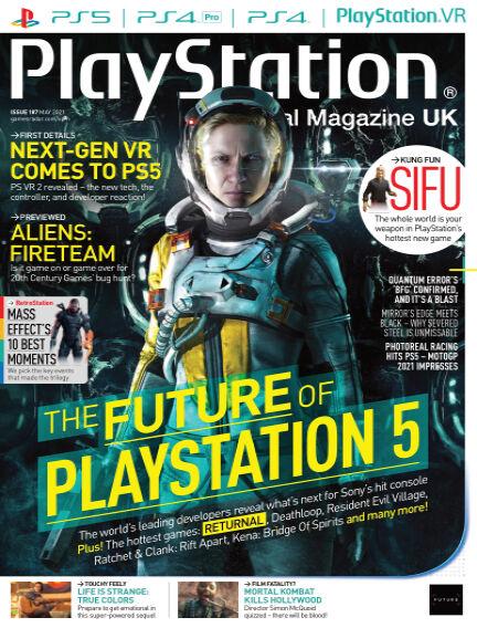 Leggi PlayStation Official Magazine (UK) su Readly - l'abbonamento del  momento. Migliaia di riviste in una sola app