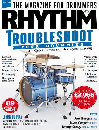 Rhythm (The Archive) April 2015