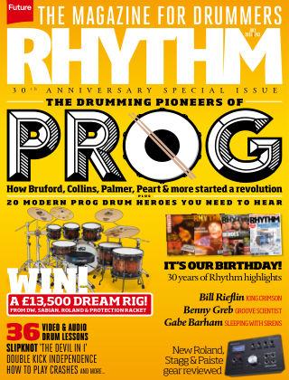 Rhythm (The Archive) July 2015