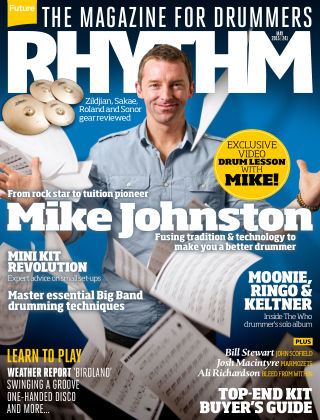 Rhythm (The Archive) May 2015
