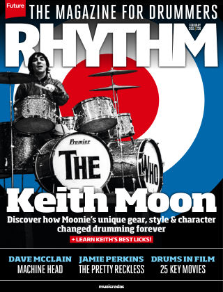 Rhythm (The Archive) February 2015
