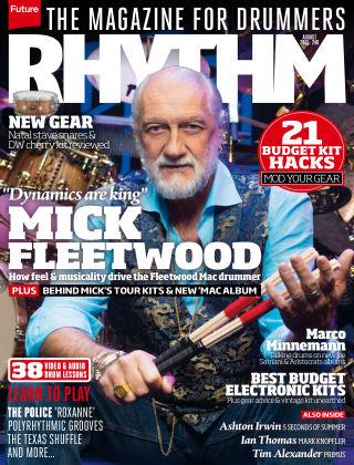 Rhythm (The Archive) August 2015