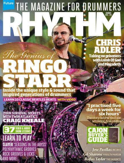 Rhythm (The Archive) July 28, 2015 00:00