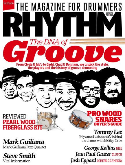 Rhythm (The Archive) October 20, 2015 00:00