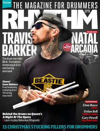 Rhythm (The Archive) December 2015