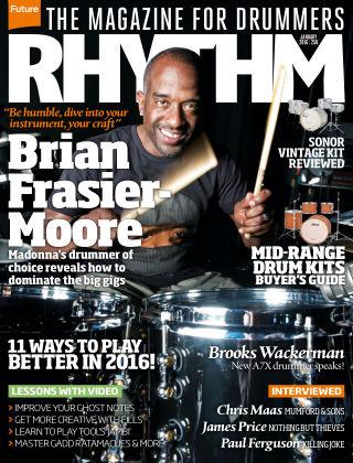 Rhythm (The Archive) January 2016
