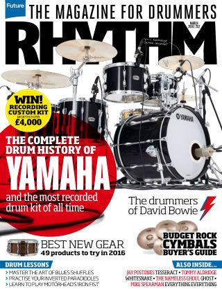 Rhythm (The Archive) March 2016