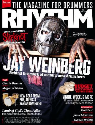 Rhythm (The Archive) April 2016