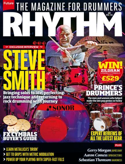 Rhythm (The Archive) June 07, 2016 00:00