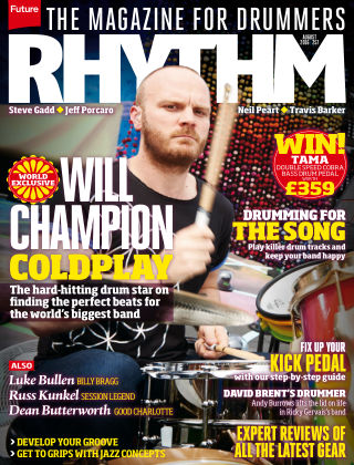 Rhythm (The Archive) August 2016