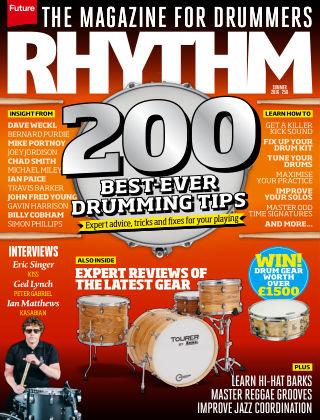 Rhythm Summer 2016
