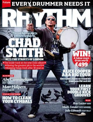 Rhythm (The Archive) September 2016