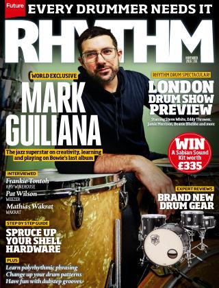 Rhythm (The Archive) November 2016