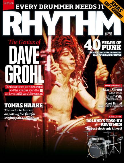 Rhythm (The Archive) November 22, 2016 00:00