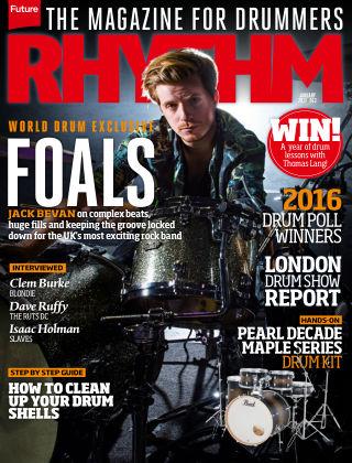 Rhythm (The Archive) January 2017