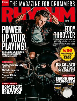Rhythm (The Archive) February 2017