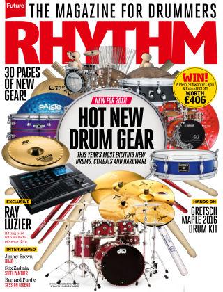 Rhythm (The Archive) March 2017
