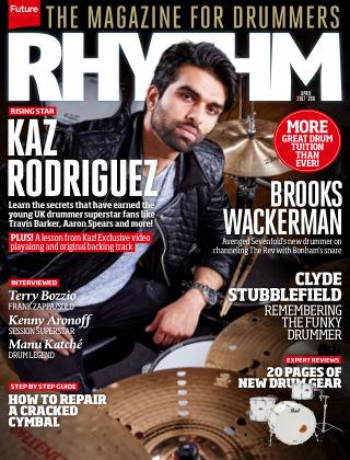 Rhythm (The Archive) April 2017