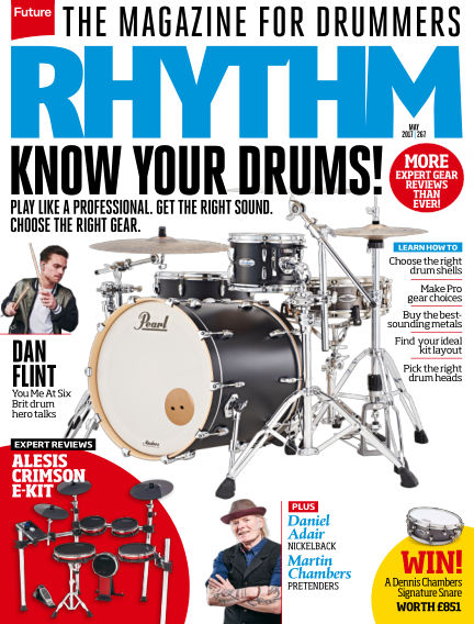 Rhythm (The Archive) April 11, 2017 00:00