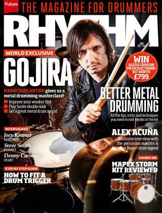 Rhythm (The Archive) Jun 2017