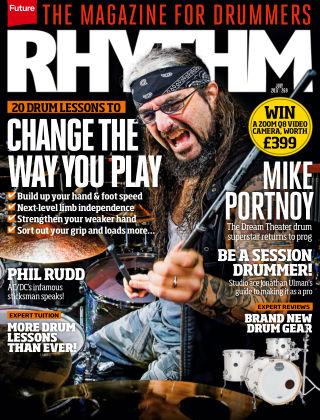 Rhythm (The Archive) Jul 2017