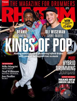 Rhythm (The Archive) Summer 2017