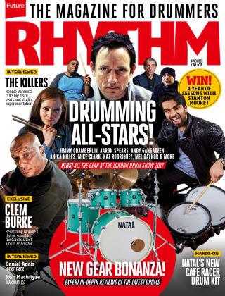 Rhythm (The Archive) Nov 2017