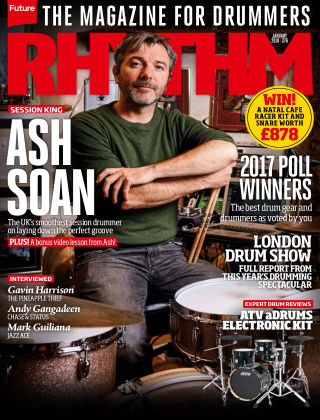 Rhythm (The Archive) Jan 2018