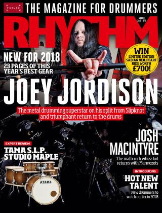 Rhythm (The Archive) Mar 2018