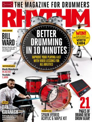 Rhythm (The Archive) Apr 2018