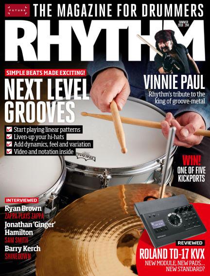 Rhythm (The Archive) July 31, 2018 00:00