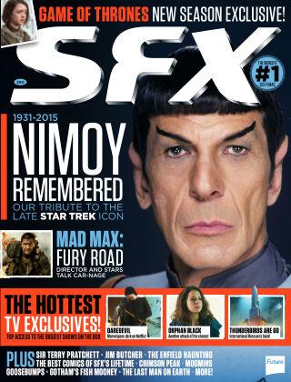 SFX June 2015
