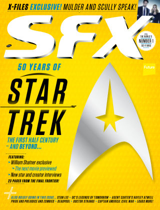 SFX March 2016