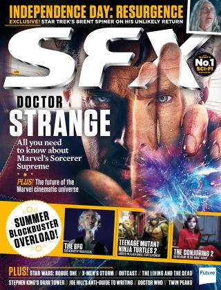 SFX Summer 2016