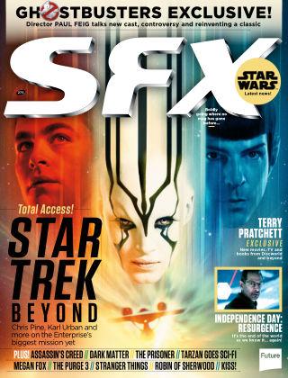 SFX August 2016
