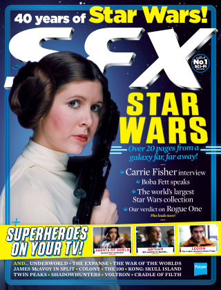 SFX March 2017