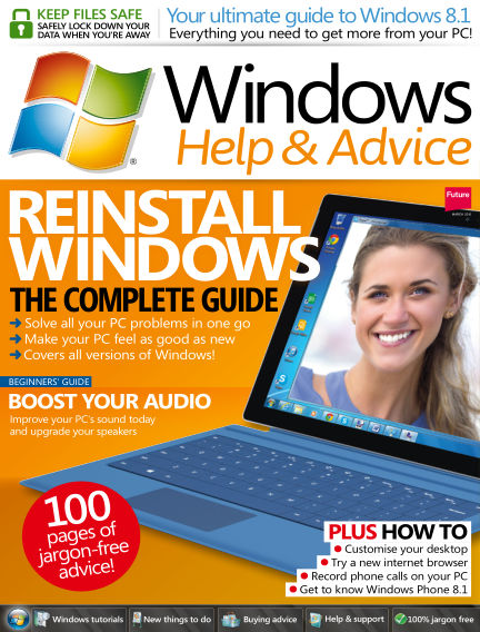 Windows Help and Advice February 13, 2015 00:00