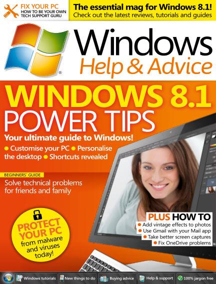 Windows Help and Advice May 08, 2015 00:00
