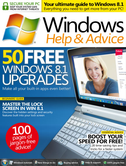 Windows Help and Advice March 13, 2015 00:00