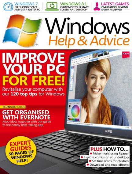 Windows Help and Advice January 16, 2015 00:00