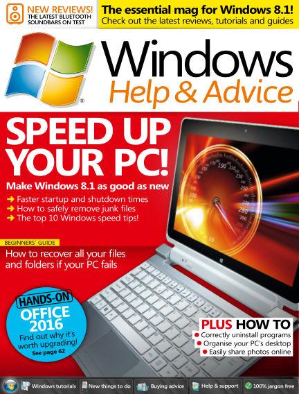 Windows Help and Advice June 05, 2015 00:00