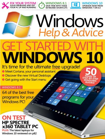 Windows Help and Advice July 31, 2015 00:00