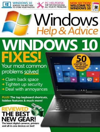 Windows Help and Advice November 2015