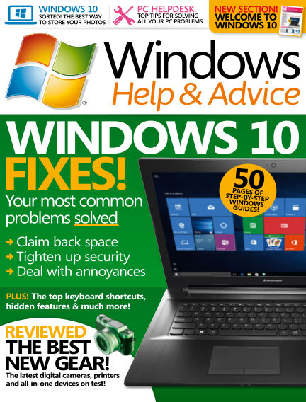 Windows Help and Advice September 25, 2015 00:00