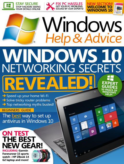 Windows Help and Advice October 23, 2015 00:00