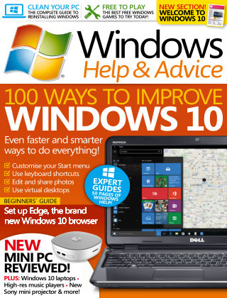 Windows Help and Advice Christmas 2015