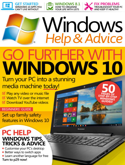 Windows Help and Advice December 18, 2015 00:00